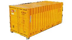 Container Ventilado